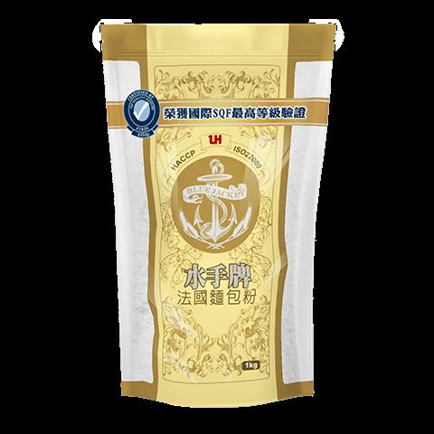 Blue Jacket Baguette Flour