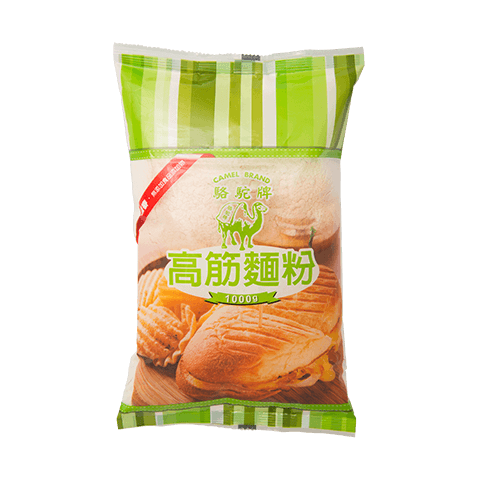 駱駝牌高筋麵粉(無添加)