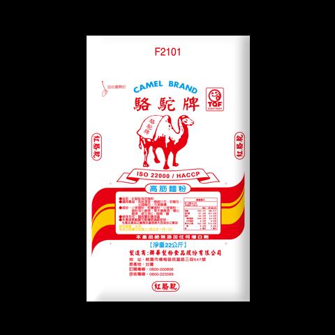 紅駱駝高筋麵粉