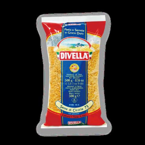 DIVELLA 73 - SEME DI CICORIA 义大利米型麵