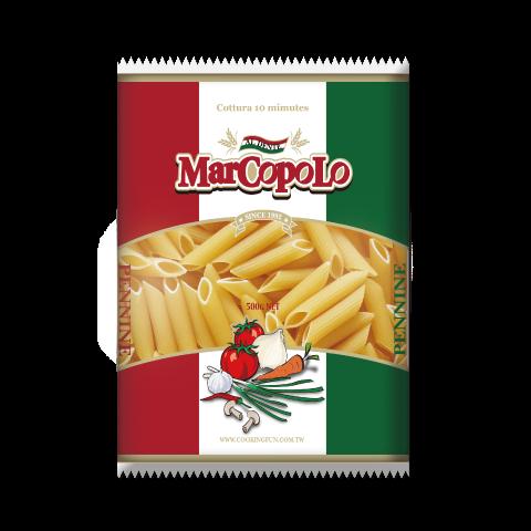 馬可波羅筆尖麵