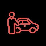 備有機車、小客車停車場及殘障停車位的規畫。