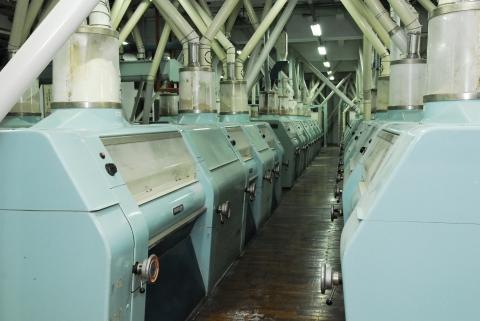 通過GMP認證,為國內第一間擁有GMP認證之麵粉廠